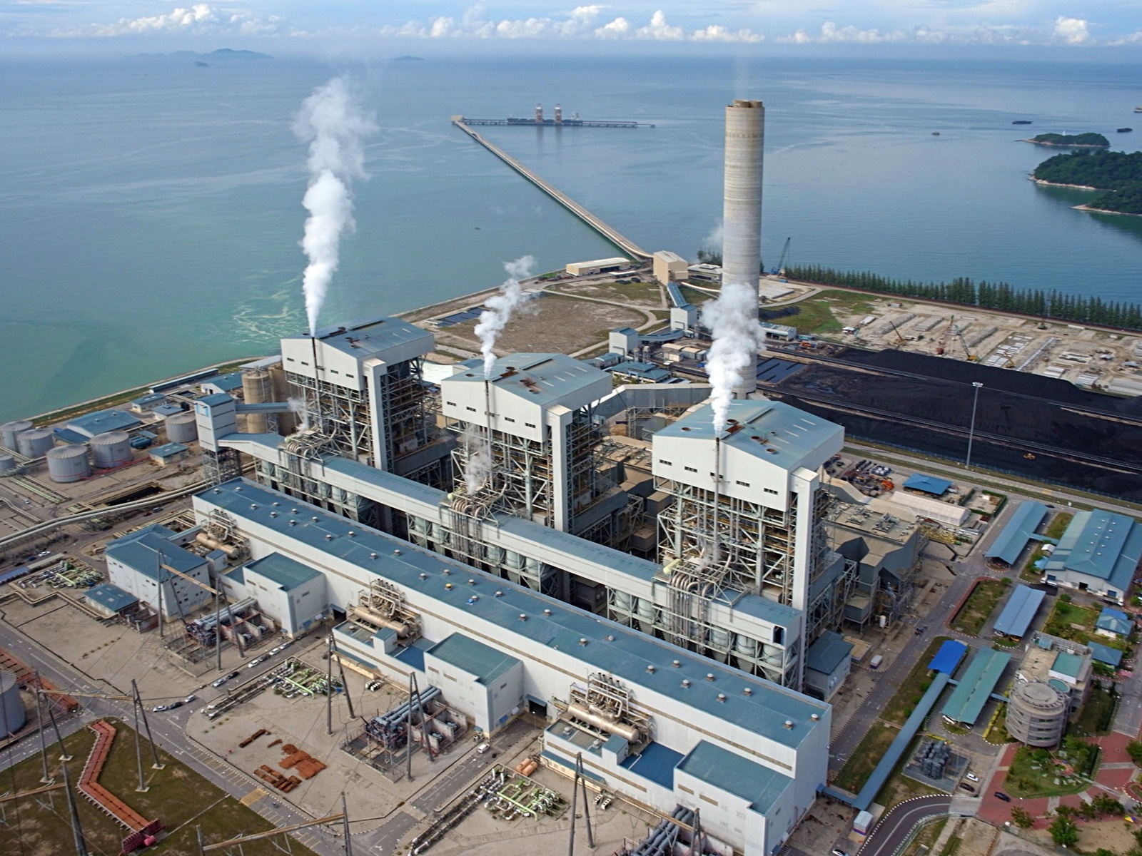 xypex Manjung Power Station