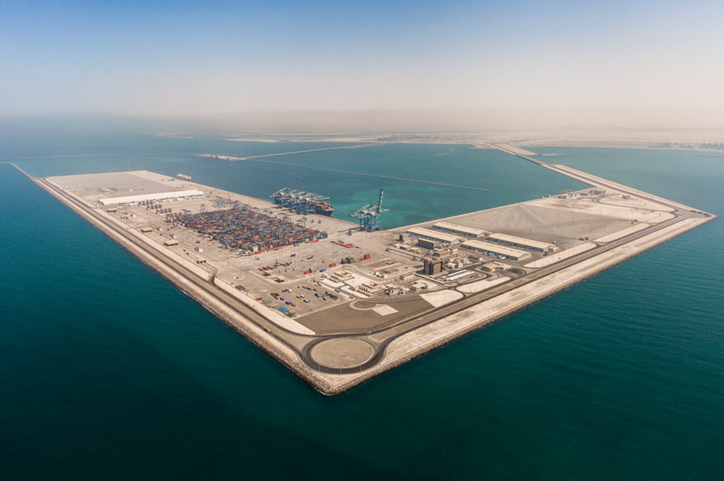 xypex Al Khalifa Port and Industrial Zone