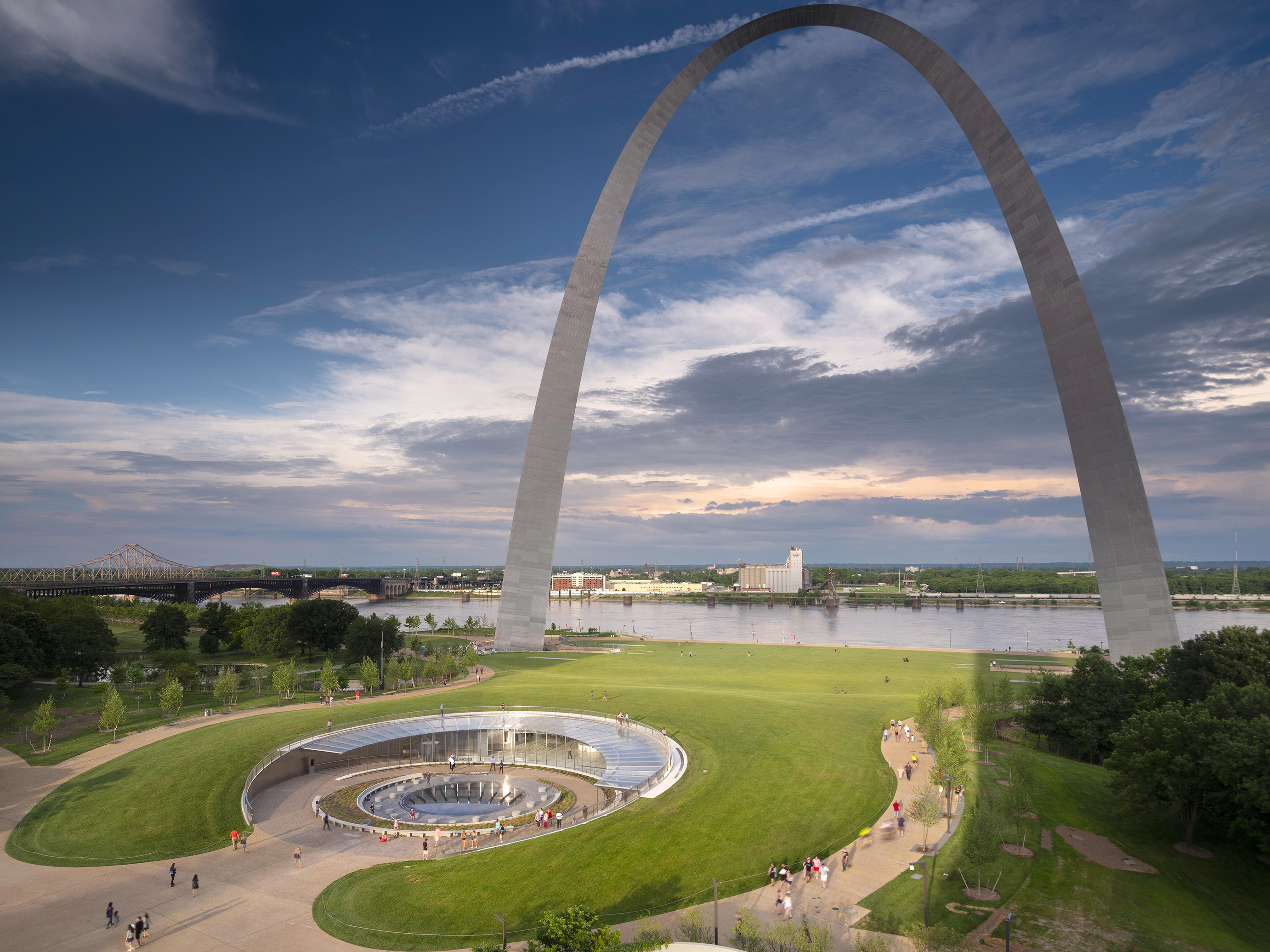 xypex Gateway Arch expansion