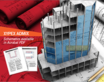 additive admix schematics autocad DWG