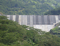xypex porce colombia dam