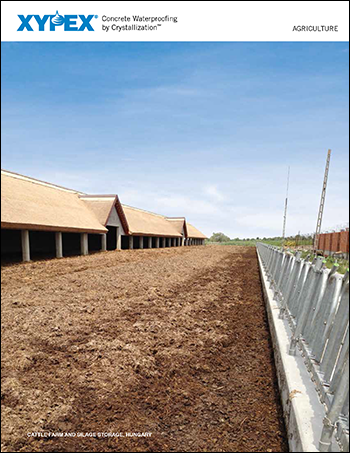 xypex agriculture brochure
