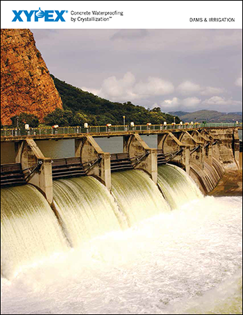 xypex dams & irrigation brochures