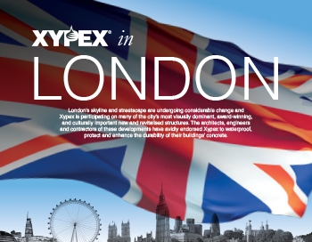 xypex in London Poster