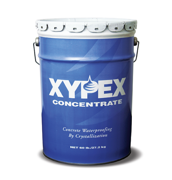 xypex concentrate pail