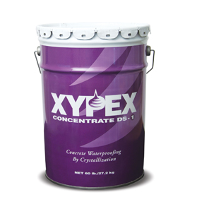 xypex concentrate ds pail