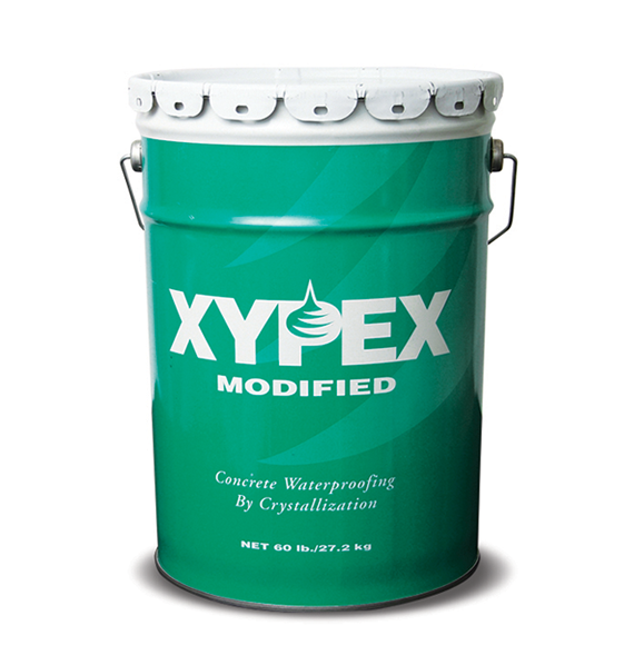 xypex modified pail