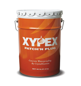 xypex patch'n plug pail