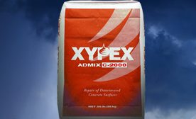 xypex admix c-series bag