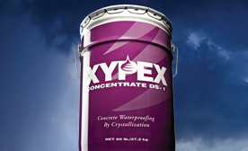 xypex concentrate ds-series pail