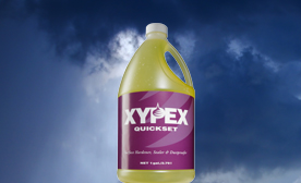 xypex quickset bottle