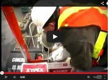 xypex admix installation video soluble bags
