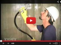 xypex coating installation video